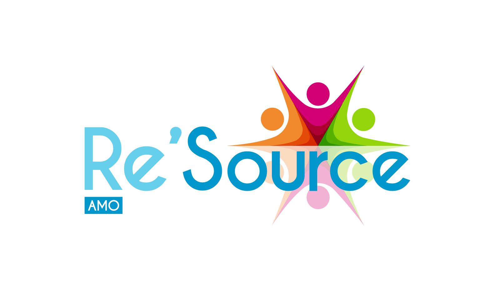 Logo AMO Re'Source