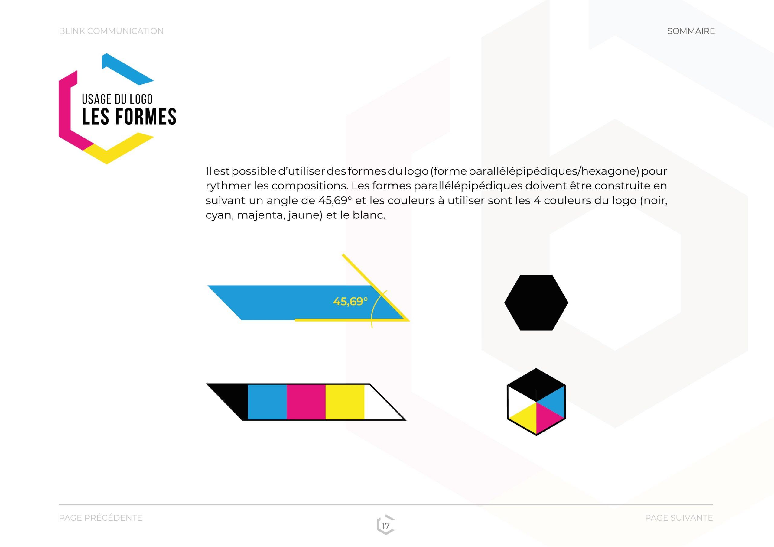 CG - Les formes