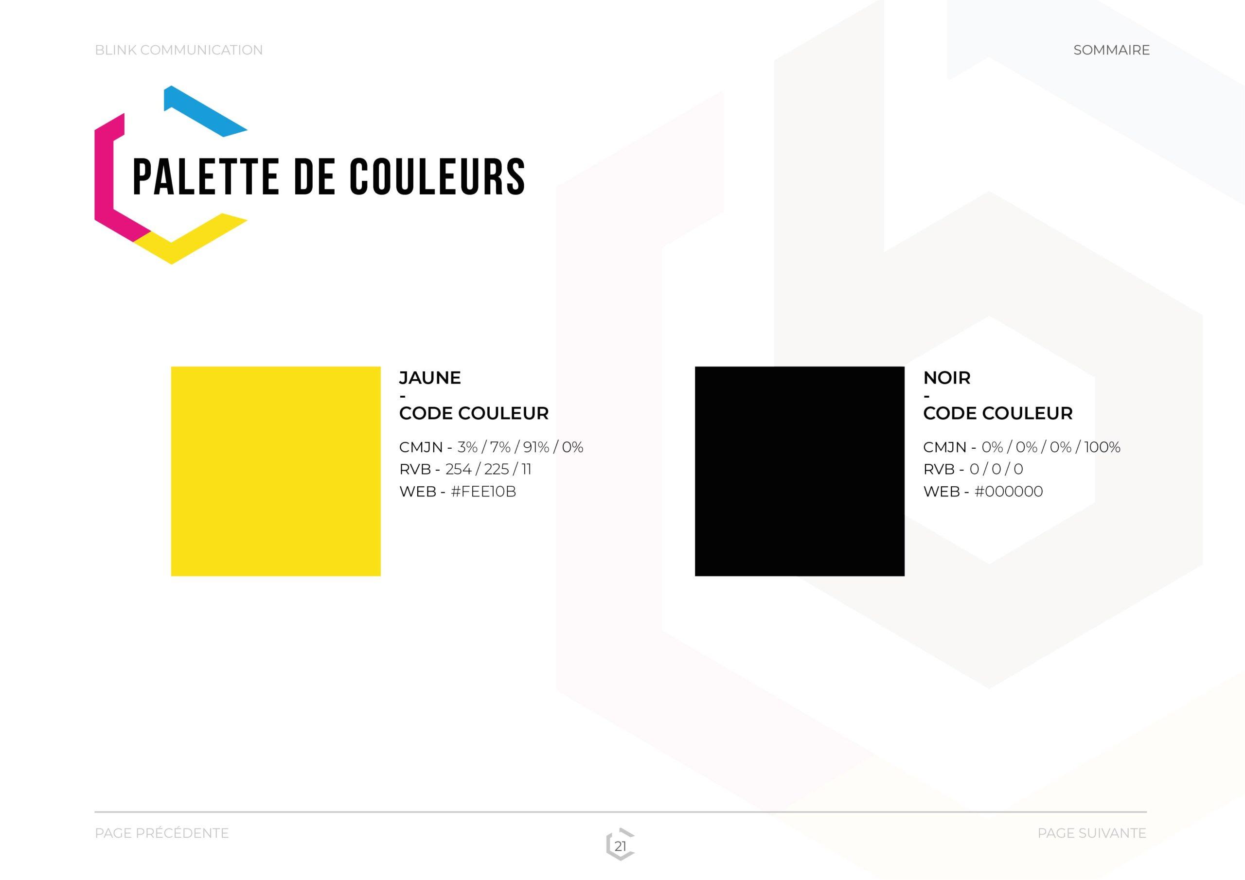 CG - Les couleurs