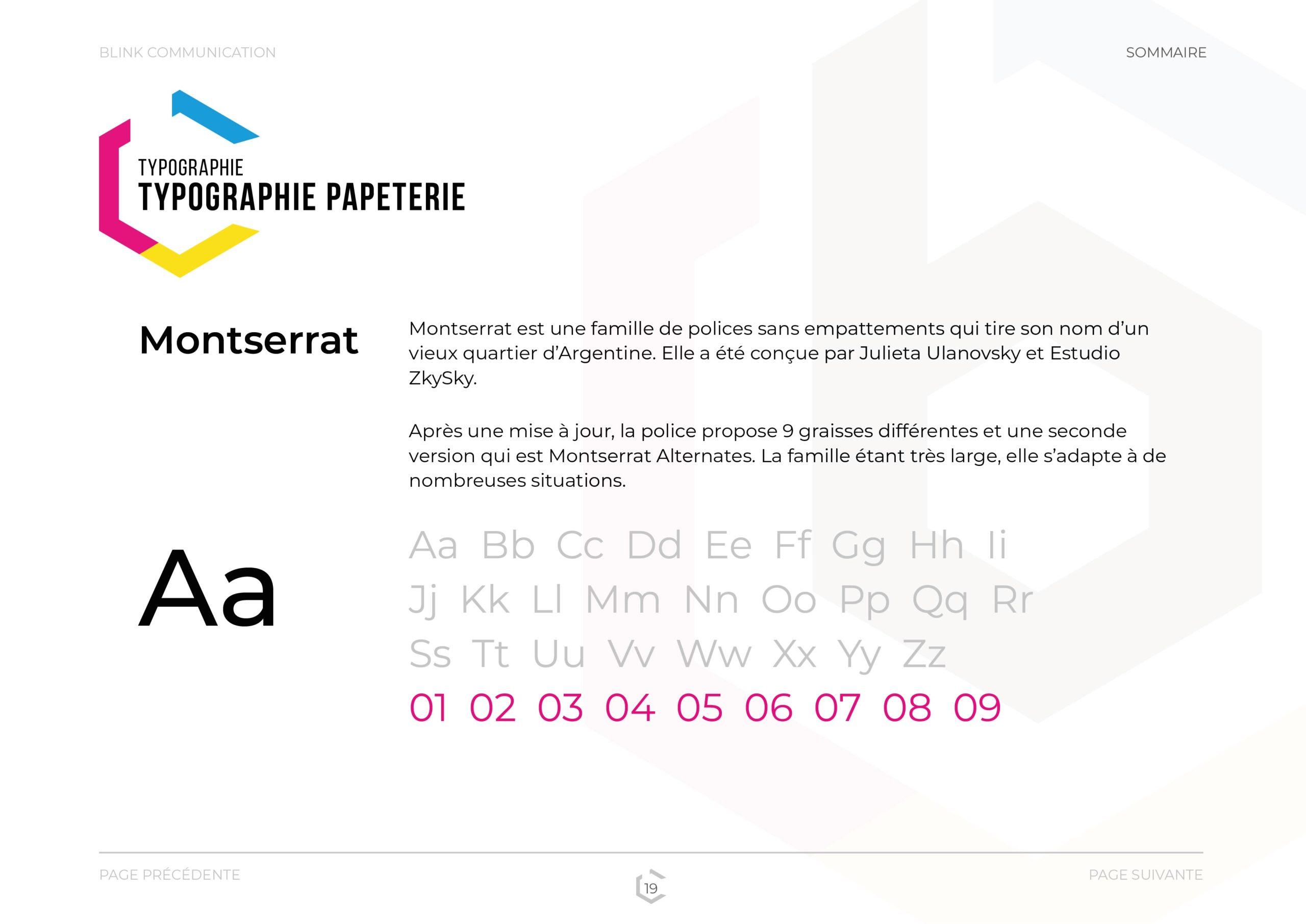 CG - Typographie