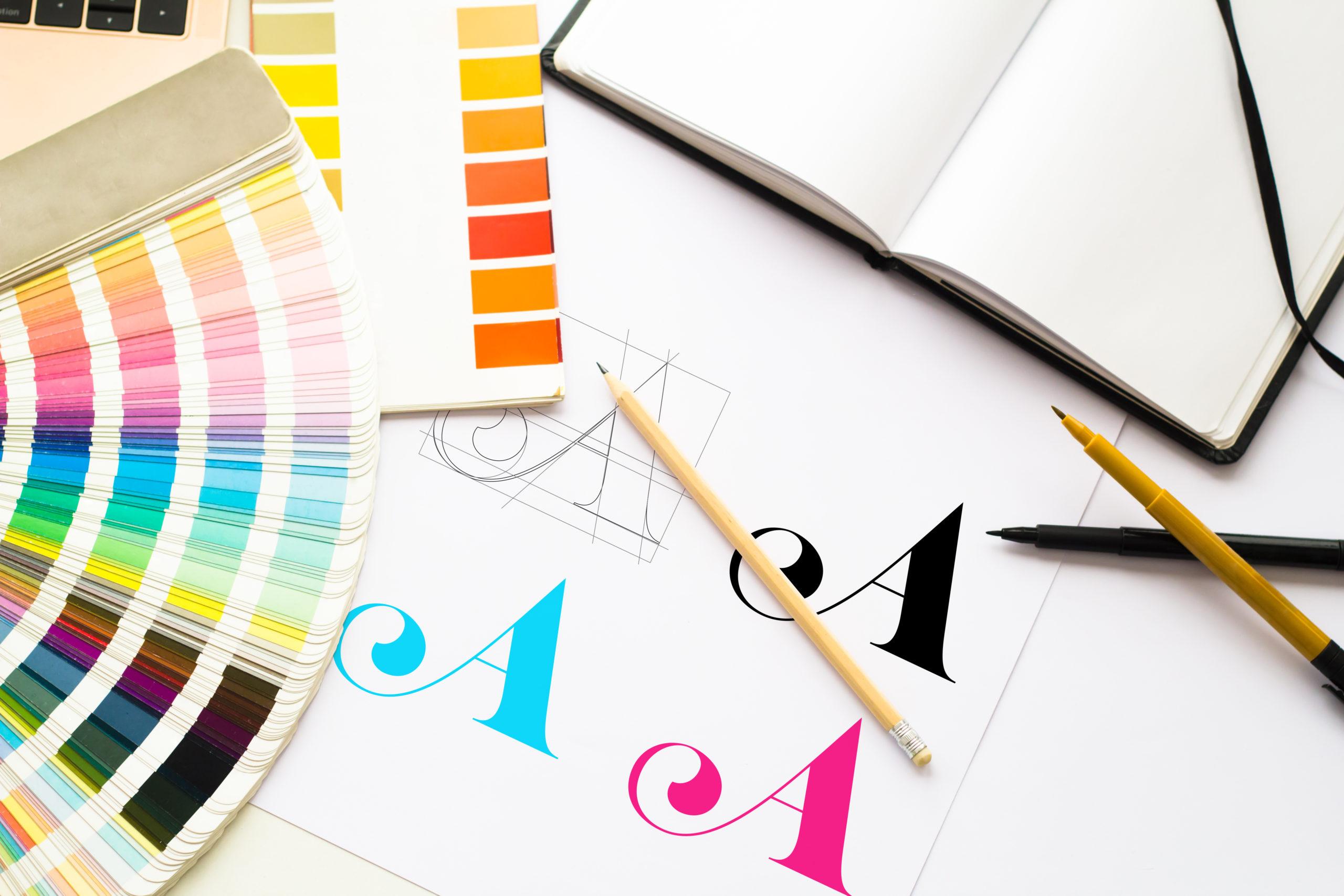 Création graphique conception graphique - Création logo