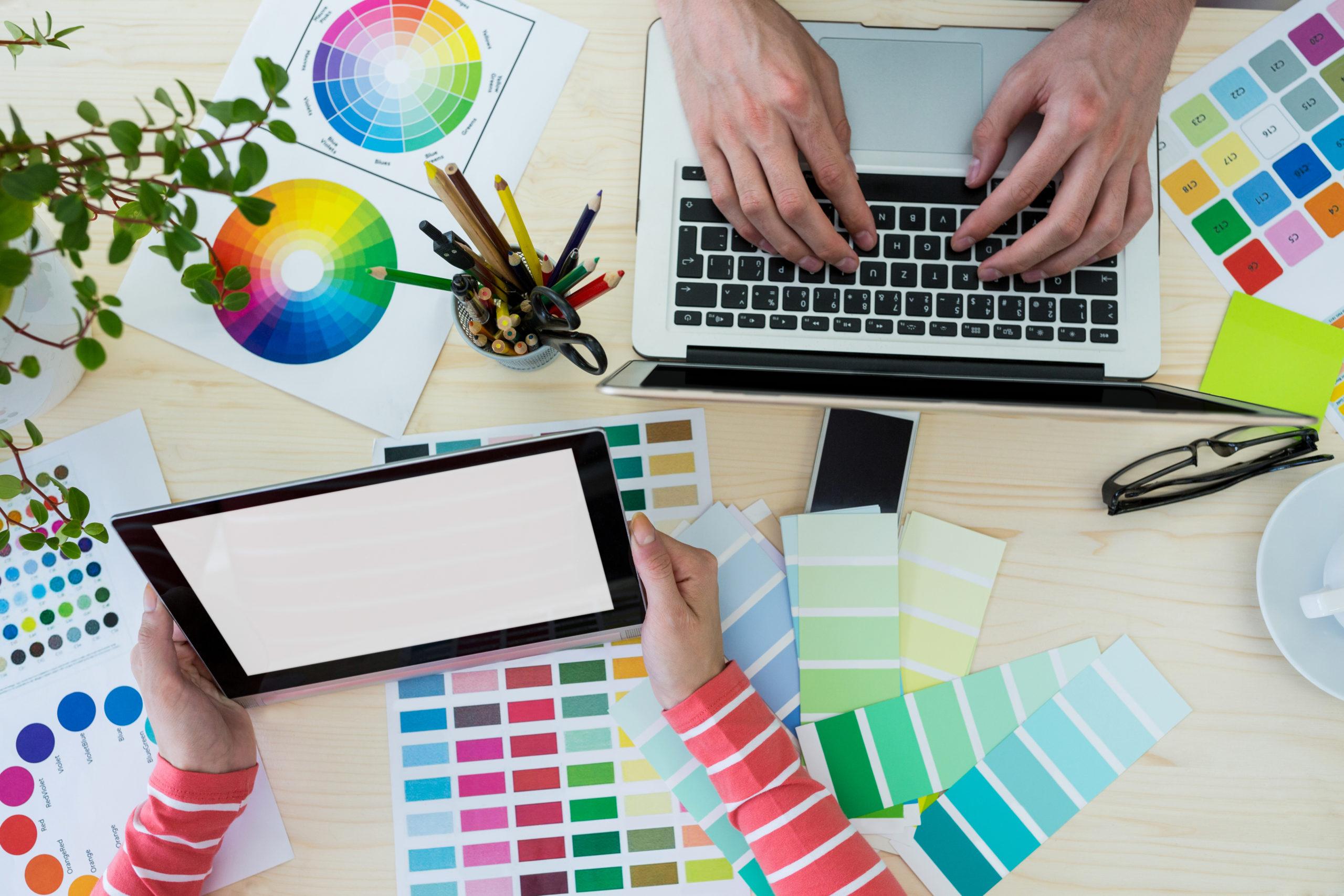 Blink communication - agence graphique - conception graphique - création graphique
